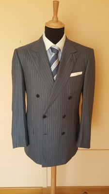 ErmenegildoZegna - su misura double breast suit - Costume