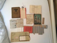 Various documents