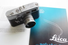 Collectible Leica M3 tin can gadget
