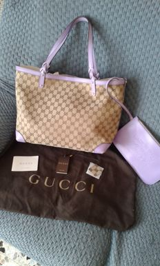 Gucci - GG Tote Bag Shopper