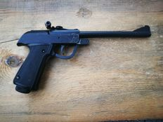Pistol 1973 - PREDOM Lucznik air gun model Wz. 70, in very good condition
