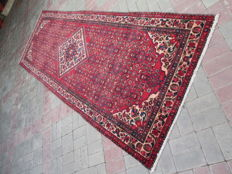 Hand Knotted Persian Runner 339 x 119 cm