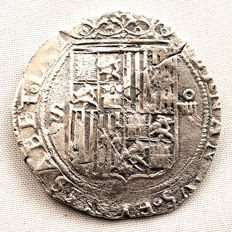 Spain - Catholic Monarchs (1474-1504) - 4 Silver Reales - No assayer's mark