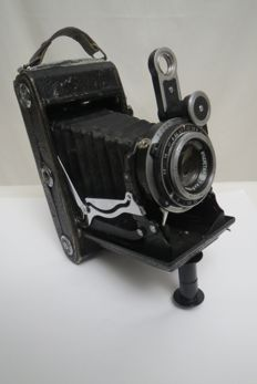 A rare, disappearing camera Moscow-2. 1947-1956 KMZ (Krasnogorsk)