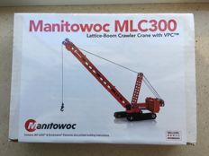 Promotional - Brickmania - Manitowoc MLC 300 lattice - boom crawler crane with VPC