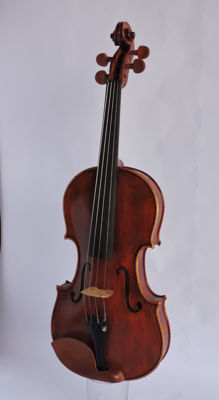 Violin from lute making