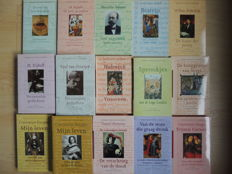 "Various authors - ""Nederlandse klassieken"" and Middle Dutch publications - 29 books - 1994 / 2013"