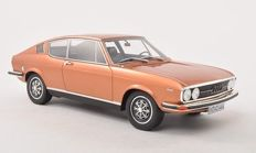 BoS - Scael 1/18 - Audi 100 Coupé S 1973 - Copper