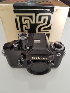 Nikon F2 Body (including box)