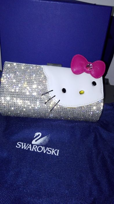 Swarovski - Hello Kitty evening bag