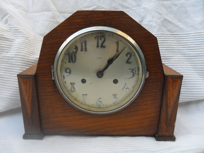 Smith Enfield mantel clock - 1920s, 1930s