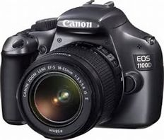 Canon 1100 D Digital Camera 2015