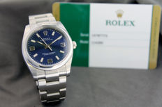 Rolex - NEW MODEL Oyster Perpetual  - 114200 - 中性 - 2011至今