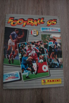 Panini - Football 1995 Belgian league - Complete album