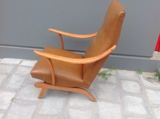 Name of designer unknown - 1960s rocking chair