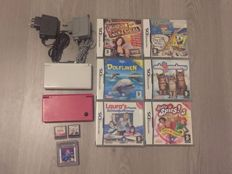 Nintendo DSi and Nintendo DS Lite + 9 Games.
