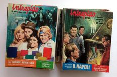 Intrepido - issues nos. 1/50 - a year's issues (1971)