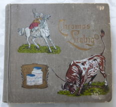 Album Chromos Liebig - 1920 -1925 - 85 series - 510 kaarten