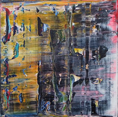 M.Weiss - Abstract Painting N.479