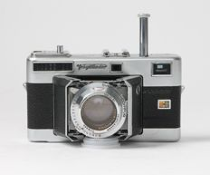 Voigtländer Vitessa III L with Ultron 2.0 / 50 approx. 1957