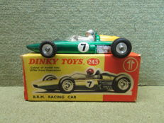Dinky Toys - Scale 1/48 - B.R.M Racing Car No.243