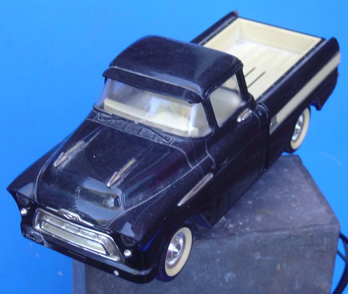 Chevrolet Pickup Truck Telephone +/- 1965 - 1970 or 1980 23 x 8 Centimetres  - - - 9½ Centimetres High