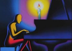 Mark Kostabi - The right note