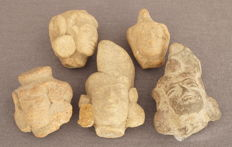Majapahit fragments - 5.0 and 5.2 cm (5)