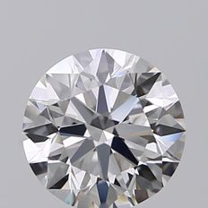 Round Brilliant   0.70ct   D IF    GIA- original image -10x #2306