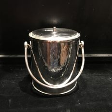 Mazzucconi Firenze - Ice bucket in silver-plated metal