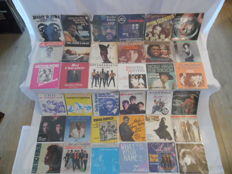 Beautiful Lot of - 72 Singles of  Soul - Funk - Disco & Pop - All in Original Picture-Sleeves - Jimmy Ruffin - Barry White - Billy Paul - Billy Preston &