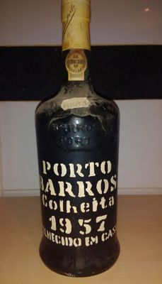 1957 Colheita Port Barros - bottled in 1984