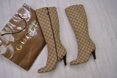 Gucci - Womens Italian Leather Boots