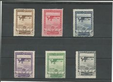 Spain 1928/1930 - Set of complete series.