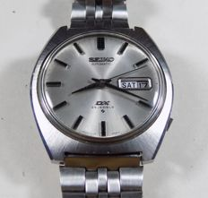 Seiko DX 6106-8080 - Silver Tone - 1968 - Men's Wristwatch