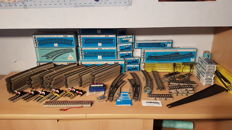 Märklin H0 - 5100/-04/-05/-06/-12/-13/-31/-40/-46/-47/5200/-13/7072/7190/-91/7391 - 96-piece M-rails package
