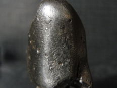 Sikhote-Alin Meteorite. Fantastic shape with flow lines - 26,5 g