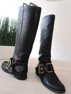 Dolce & Gabbana - leather Boots