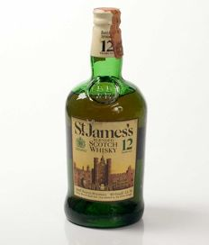 St. James' 12 years old from Berry Bros. & Rudd Ltd.