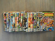Collection of Various 1970's / 1980's Marvel Comics - 46x sc - (1973-1985)