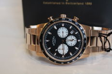 Rotary Chronograph men's wristwatch - new condition, 2017