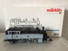 Märklin H0 - 3412 - Tender locomotive Series T5 of the K.W.St.E