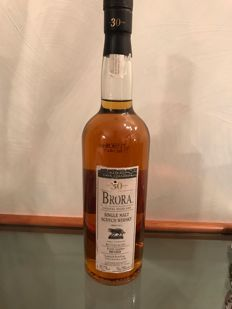 Brora 30 years old - 6th Release - bottled 2007 - OB