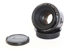 Canon EF 1.8-50mm
