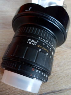 LENS SIGMA 18-35mm wilde Aspherical auto focus.