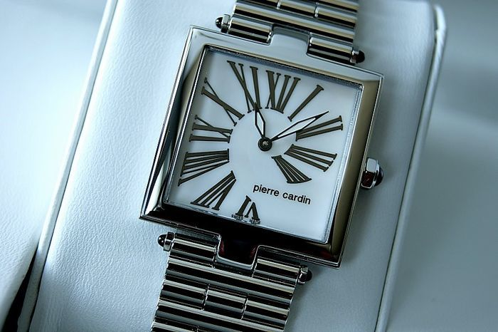 Ladies watch-PIERRE CARDIN-SWISS MADE-Collection-L'Amour-2015/6-Not used.-Certificate of originality.