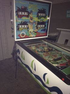Smart set Williams pinball machine