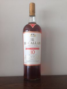 Macallan Cask Strength 10 years old - OB