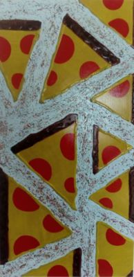 Freda People Art - Pizza