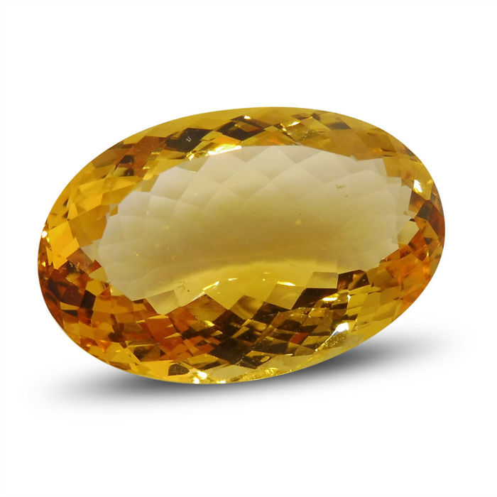 15.24 ct - Citrine  - No Reserve Price
